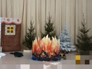 13 января, 12:00 Рождественское представление!