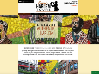 Barry's Harlem Tours