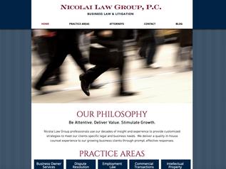 Nicolai Law Group, P.C.