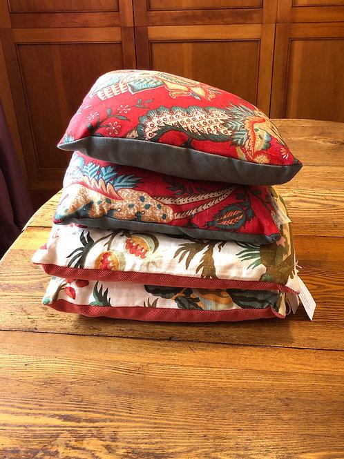 Premium Covered Throw Pillows