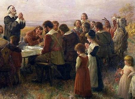 If the Pilgrims were Millennials