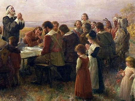 If the Pilgrims were Millennials
