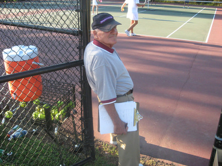 In Memory of Coach Nick Modugno
