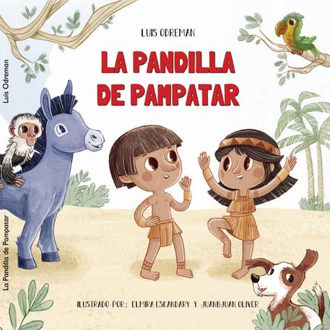 La Pandilla de Pampatar, Luis Odreman, 2021