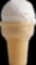 Single Cake Cone