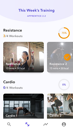 FitFit-My Training