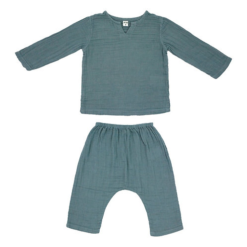 Ice Organic Cotton Set