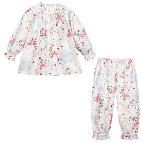 Amiki - Floral Pajama Set
