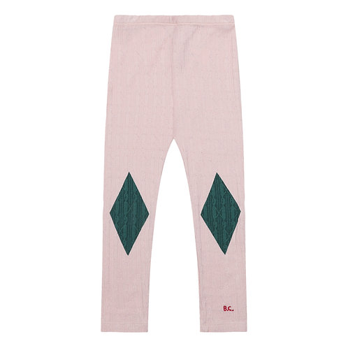 Bobo Choses - Pale Pink Leggings