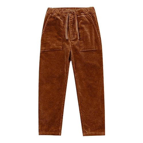 Rylee & Cru - Camel Corduroy Trousers
