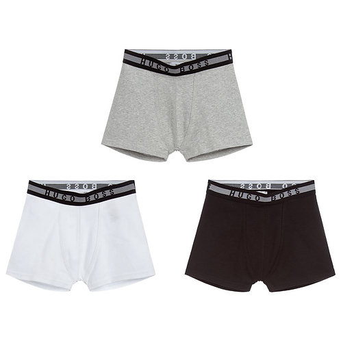 BOSS - Cotton Boxers (3 Pack)