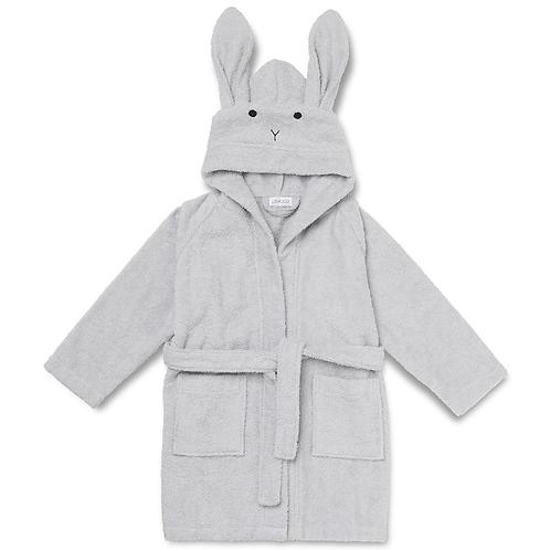 Bunny Robe - Dumbo Grey