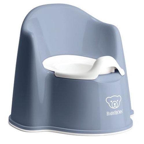 BabyBjorn - Potty Chair - Deep Blue