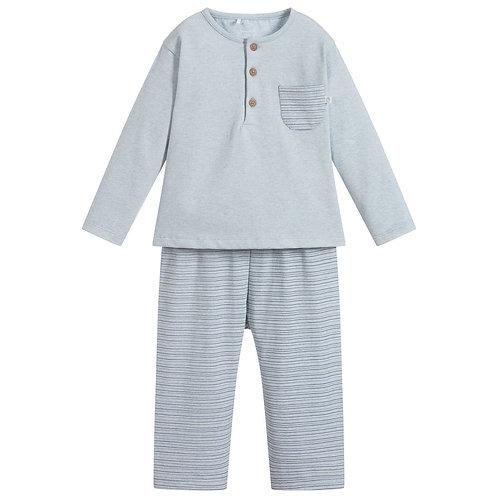 Larahanja - Blue Cotton Pyjamas