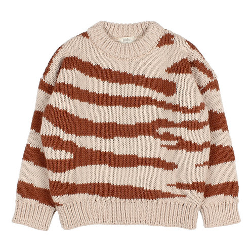 Buho - Wool and Alpaca Jumper