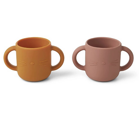 Mustard x Rosey Silicone Cup