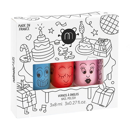 Nailmatic - Birthday Set