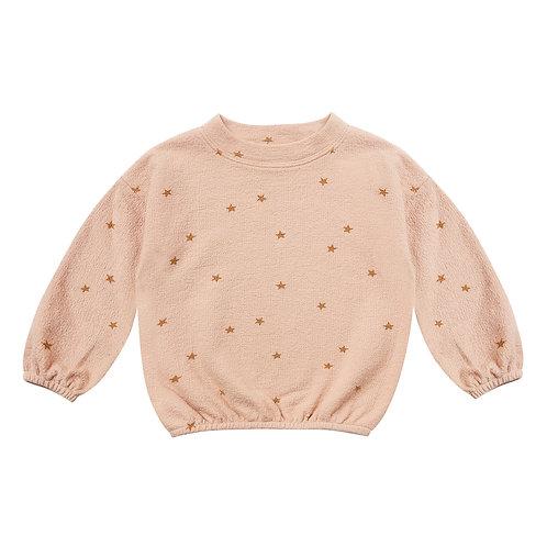 Rylee & Cru - Pink Star Sweatshirt