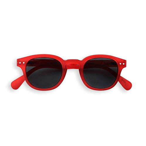 Izipizi - Junior Sunglasses - Red