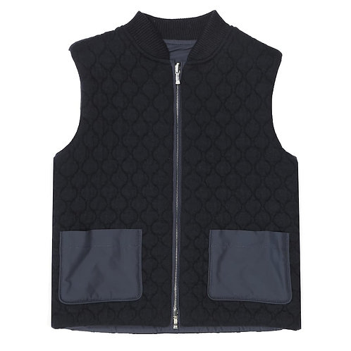 Loro Piana - Quilted Cashmere Vest