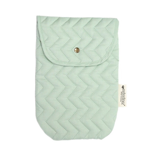 Diaper Case - Mint Green