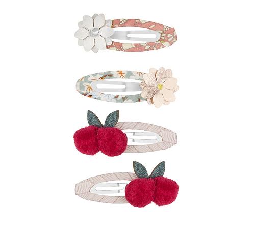 Cherry Blossom Clip Set