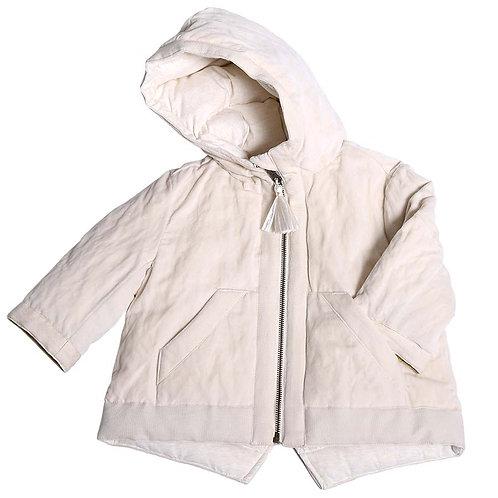Baby Off White Coat
