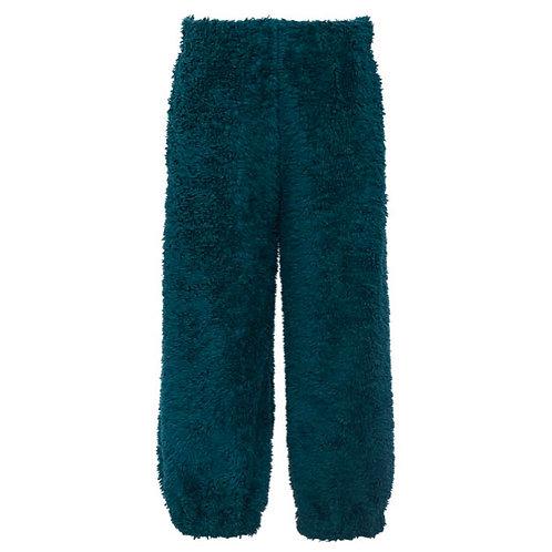 Green Fur Trousers