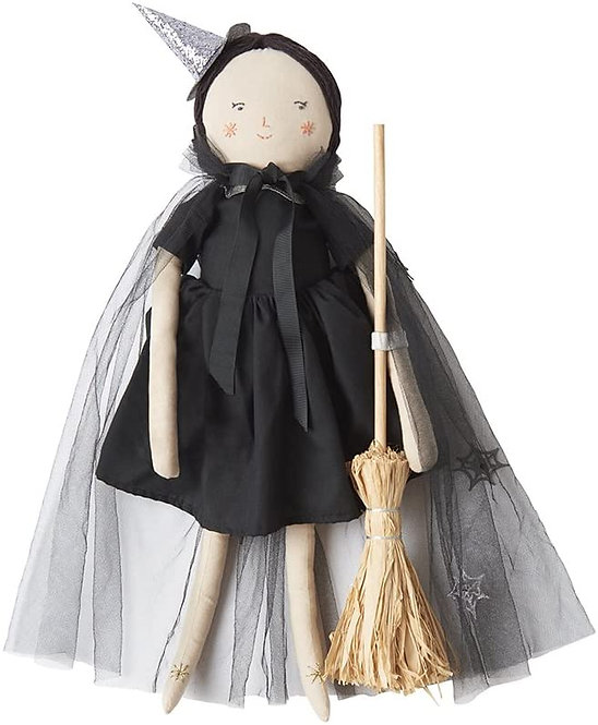 Luna The Witch Doll