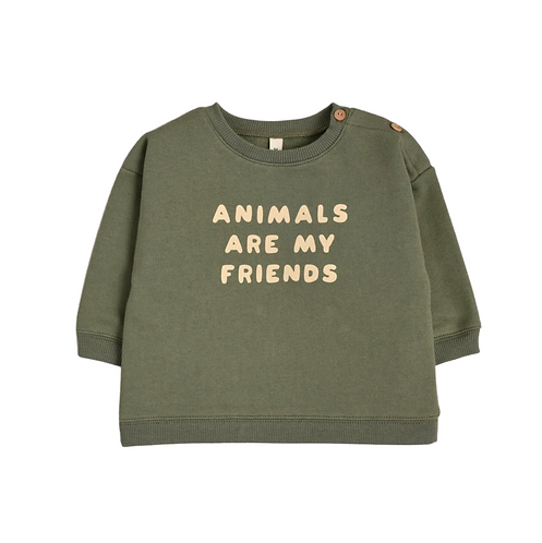 Zoo - Animal Lover Sweatshirt