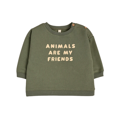 Zoo - Animal Lover Sweatshirt