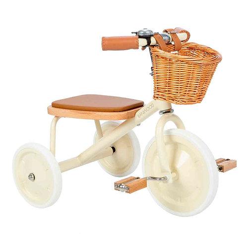 Retro Trike - Cream