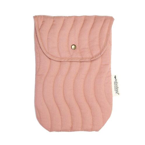Diaper Case - Coral Pink