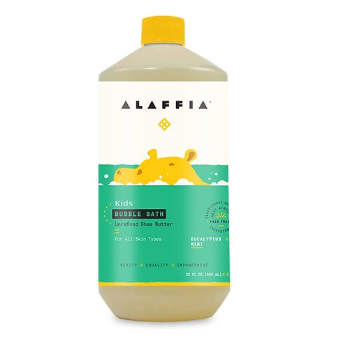 Alaffia - Bubble Bath - Eucalyptus Mint