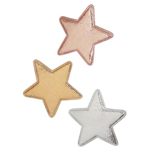 Stars Hair Clip Set