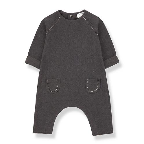 Notte Cotton Jumpsuit - Terraru