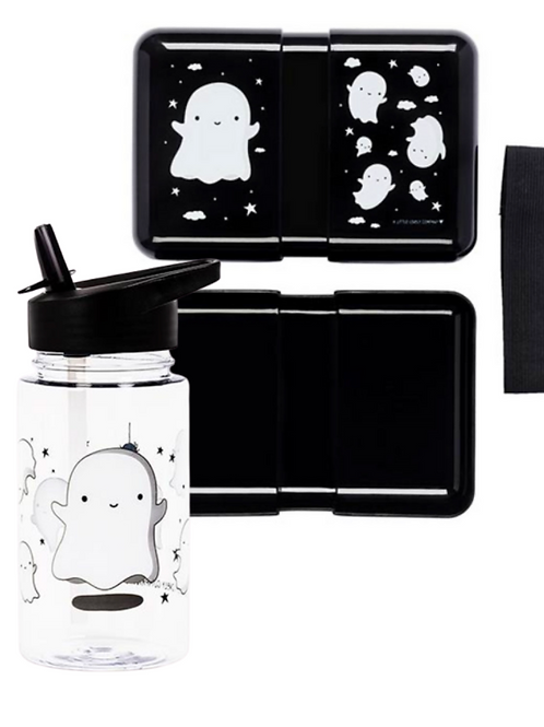 Ghost Drink Bottle & Lunch Box Pack