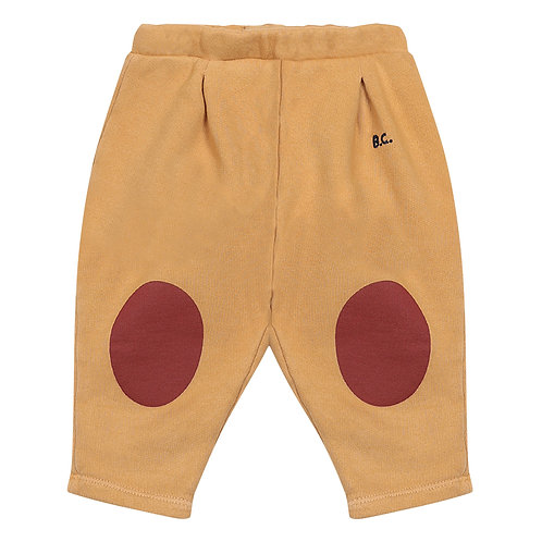 Bobo Choses - Yellow Patches Organic Cotton Joggers