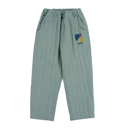 Mint Tout Quilt Pants