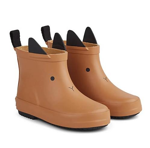 Rainboots - Mustard Bunny