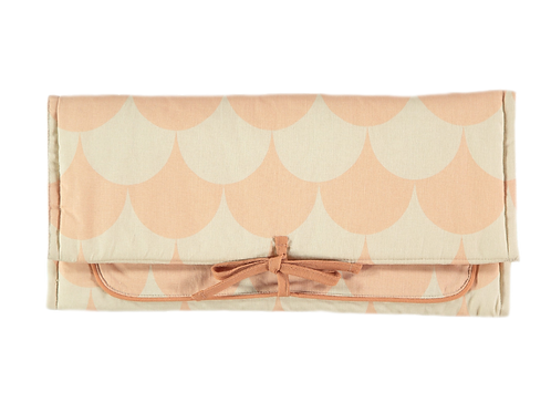 Pink Scales Changing Pad