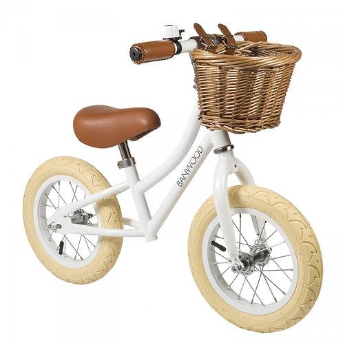 Banwood! First GO Bike - White
