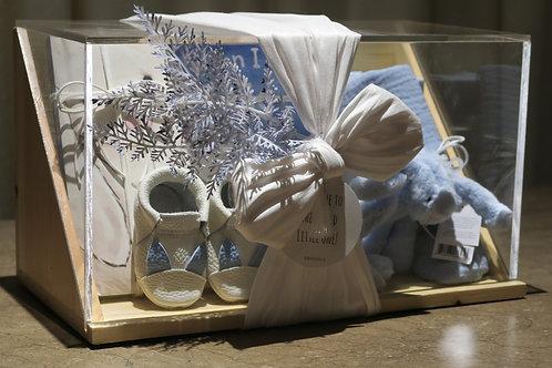 Luxury Bambino Gift Set - Blue
