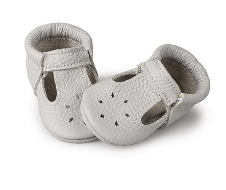 Baby Steps - Grey Sandal