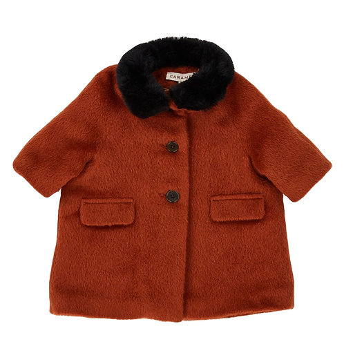 Shelduck Baby Faux Fur Coat