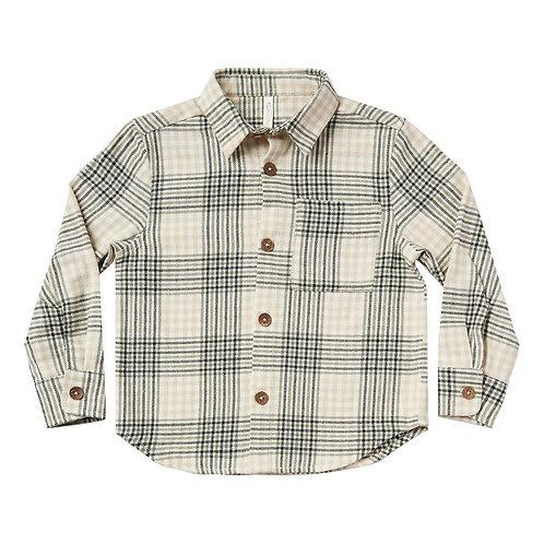 Rylee & Cru - Cream Flannel Shirt
