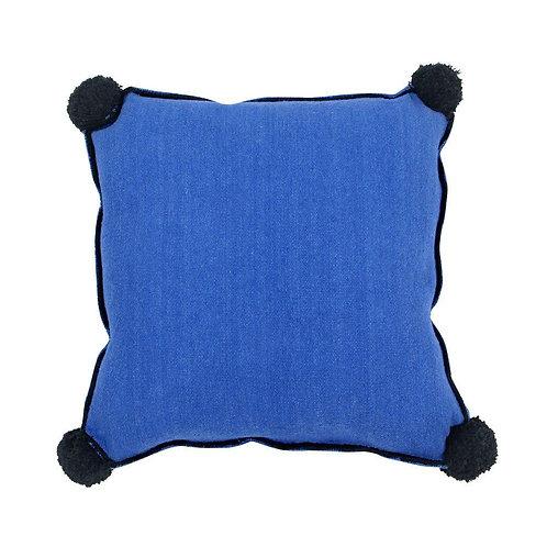 Square Cushion - Sapphire