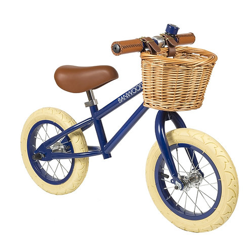 Banwood! First GO Bike - Navy