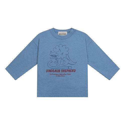 Bobo Choses - Blue Organic Cotton Dino