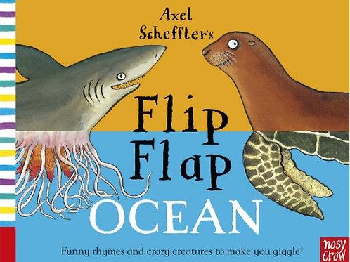 Flip Flap Ocean Book